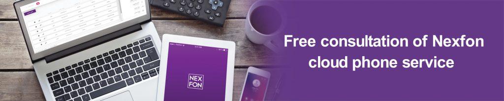 Nexfon cloud phone free consultation