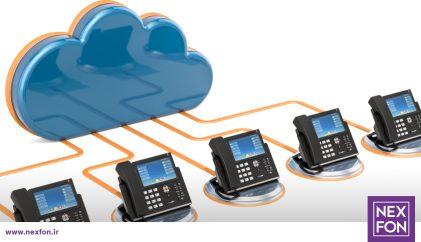 مرکز تلفنی ابری